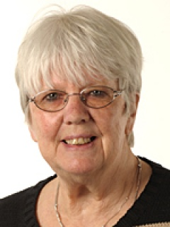 Cllr Trixie Hall