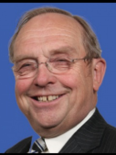 Cllr Dudley Mead