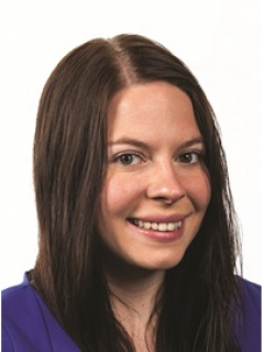 Photograph of Cllr Lorna Russell