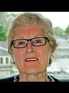 Photograph of Cllr Daphne Bush (Independent Plus)