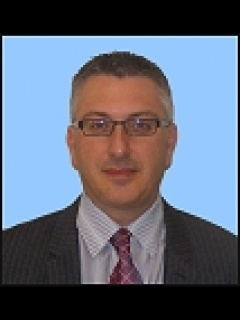 Photograph of Mr Jonathan Haswell (Director of Resources)