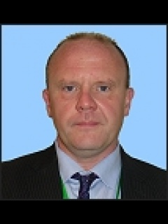 Photograph of Mr James White (Head of Performance & Community)