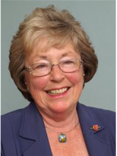 Cllr Liz Webster
