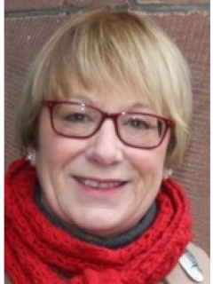 Photograph of Cllr Linda Bigham