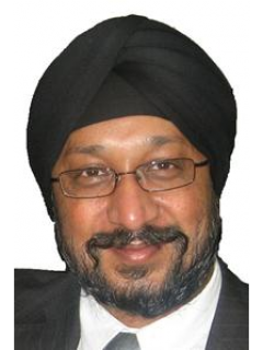 Photograph of Cllr Rupinder Singh