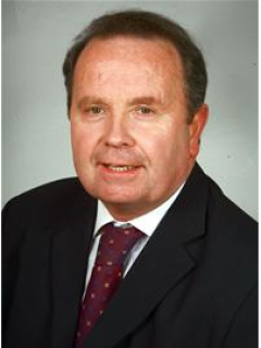 Photograph of Cllr Pat Hackett