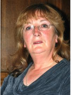 Photograph of Cllr Christina Muspratt