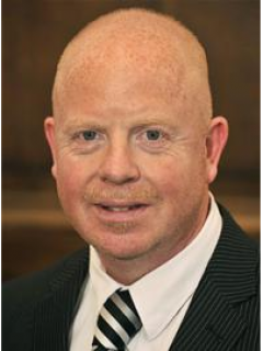 Photograph of Cllr Tony Norbury