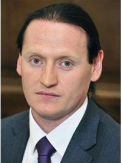 Photograph of Cllr Adam Sykes