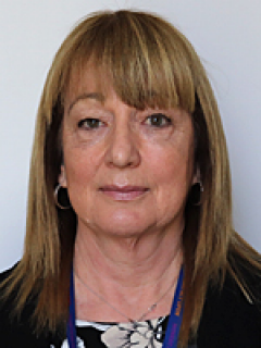 Photograph of Cllr Karen Sudan
