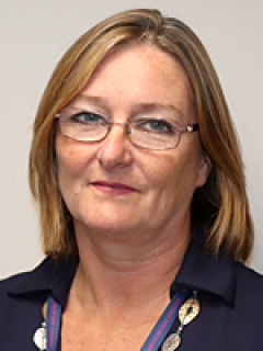 Photograph of Cllr Jacquie Russell