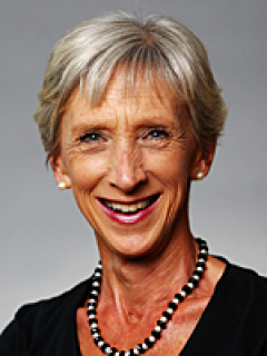 Photograph of Cllr Louise Goldsmith