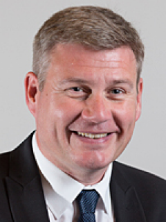 Photograph of Cllr Jamie Fitzjohn