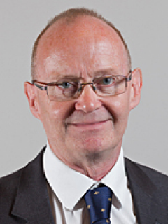 Photograph of Cllr Kevin Boram