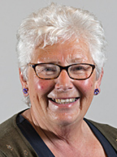 Photograph of Cllr Janet Duncton