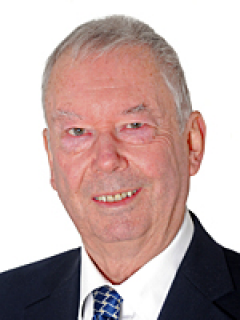 Photograph of Cllr David Bradford