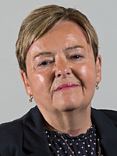 Photograph of Cllr Ann Bridges