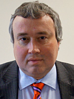 Photograph of Cllr Richard Burrett