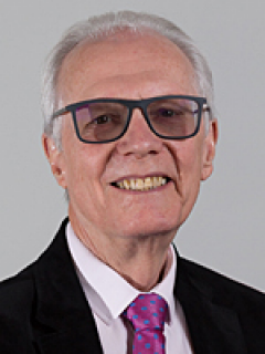 Photograph of Cllr Peter Catchpole