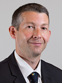 Photograph of Cllr Duncan Crow