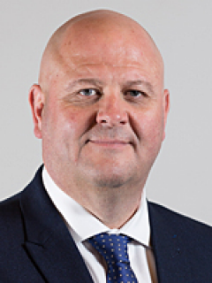 Photograph of Cllr David Edwards