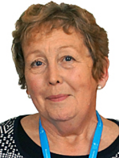 Photograph of Cllr Hilary Flynn