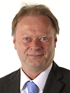 Photograph of Cllr Paul High