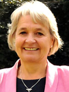 Photograph of Cllr Amanda Jupp