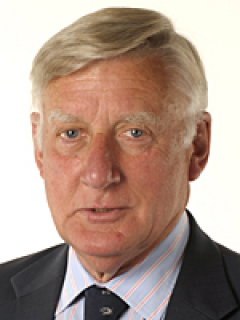 Photograph of Cllr Pieter Montyn