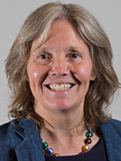 Photograph of Cllr Kate O'Kelly