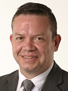 Photograph of Cllr Chris Oxlade