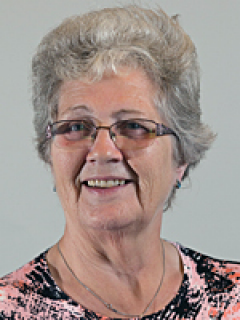 Photograph of Cllr Carol Purnell