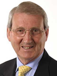 Photograph of Cllr Brian Quinn