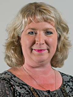 Photograph of Cllr Elizabeth Sparkes