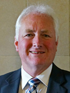 Photograph of Cllr Bryan Turner