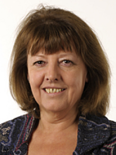 Photograph of Cllr Deborah Urquhart