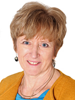 Photograph of Cllr Pat Arculus