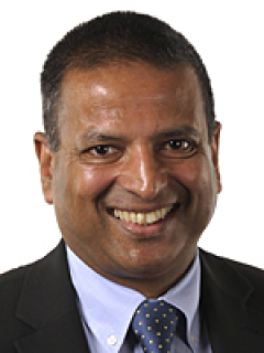 Photograph of Cllr Sujan Wickremaratchi