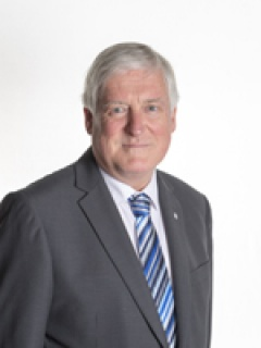 Photograph of Cllr Richard Wilson