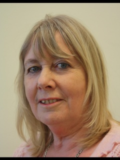 Photograph of Cllr Penny Gilbey - Labour