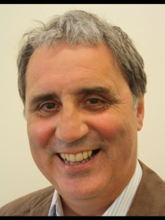 Photograph of Cllr Alan Robins - Labour
