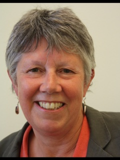 Photograph of Cllr Sue Shanks - Green