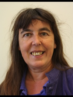 Photograph of Cllr Liz Wakefield - Green