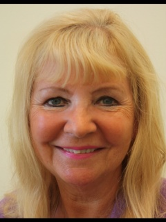 Photograph of Cllr Carol Theobald