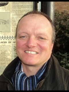 Photograph of Cllr Graham Cox - Conservative