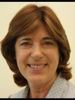 Photograph of Cllr Gill Mitchell