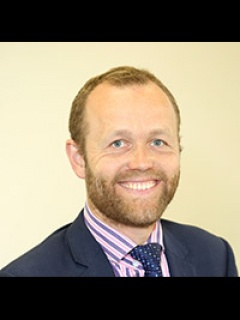 Photograph of Cllr Tom Druitt - Green Party