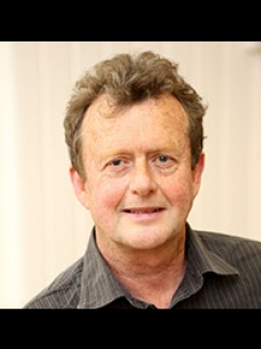 Photograph of Cllr David Gibson - Green Party