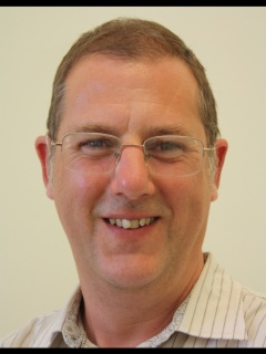 Photograph of Cllr Pete West - Green