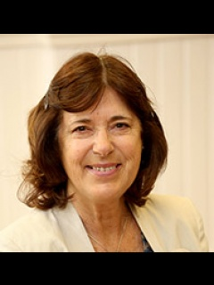Photograph of Cllr Gill Mitchell - Labour